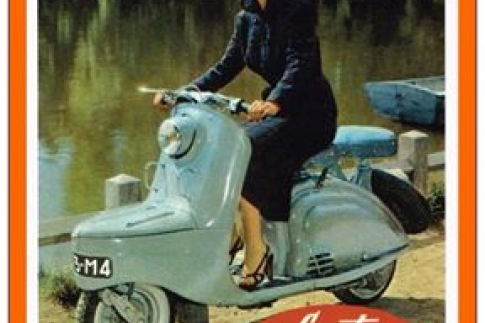 Type 55 Scooter