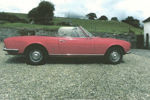 504 Cabriolet_Peter Barratt