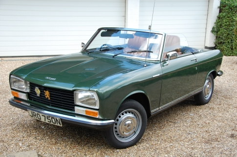Bernd Ratzke - 304S Cabriolet - just incredibly cute and a brilliant drive.