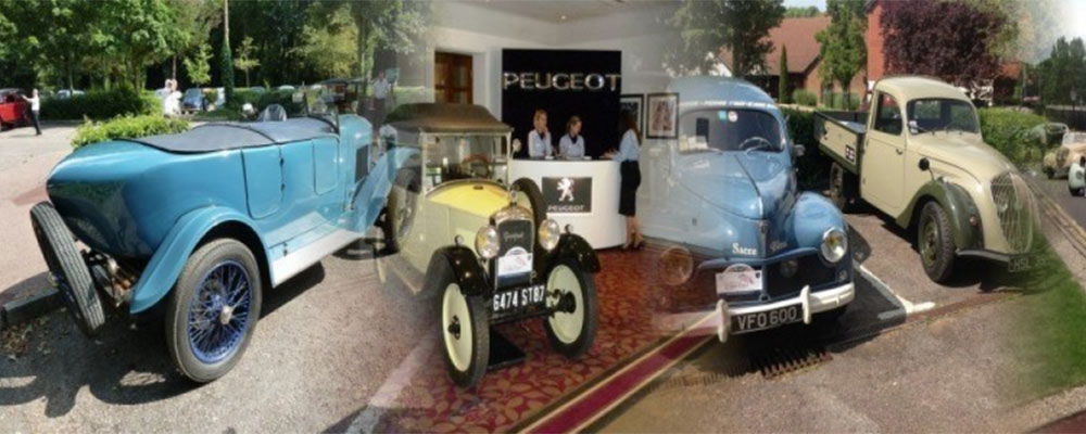Our aim is to ensure that all members get maximum enjoyment from their Peugeot