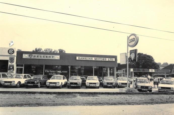 Hawkins Motors 1975