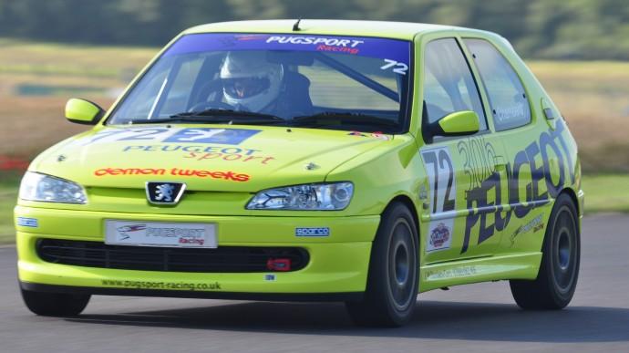 Carl Chambers - 306 Rallye